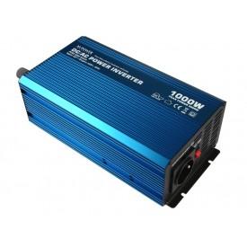 Przetwornica napięcia pełny sinus MP-P10000 1000W/2000W 12V-230V