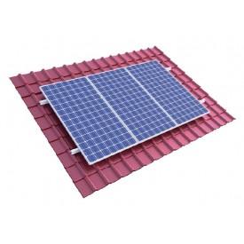 Zestaw montażowy do paneli PV typ pokrycia - dachówka ceramiczna