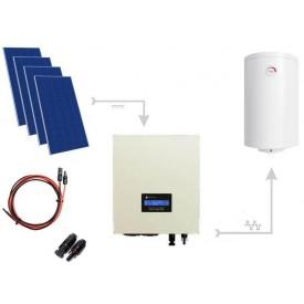 Zestaw fotowoltaiczny do grzania wody w bojlerach ECO Solar Boost PRO 1100W MPPT 4xPV Poli