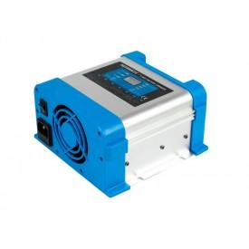 Ładowarka sieciowa 12 V do akumulatorów 7 stopni ładowania BC-20 PRO 20A (230V/12V) LCD
