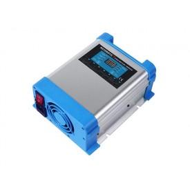 Ładowarka sieciowa 12 V do akumulatorów 7 stopni ładowania BC-20 PRO 40A (230V/12V) LCD