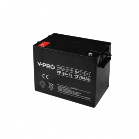 Akumulator żelowy AGM 12V pojemność 84Ah VPRO