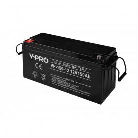 Akumulator żelowy AGM 12V pojemność 150Ah VPRO
