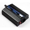 Przetwornica napięcia prądu 800W/1600W 24V-230V z USB (M-POWER)