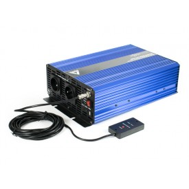 Przetwornica napięcia sinus IPS-3000S 24V-230V (Gwarancja 3 lata)