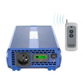 Przetwornica napięcia 24 VDC / 230 VAC ECO MODE PRO SINUS IPS-2000S PRO 2000W