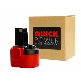 Bateria do BOSCH Akumulator GSR 2607335260 9.6V pojemność 3Ah