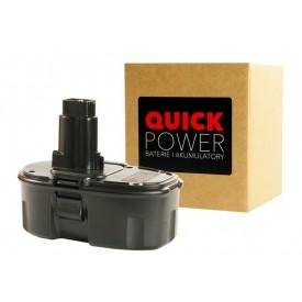 Bateria DEWALT Akumulator DE9093 DE9096 DW056 18V 3Ah