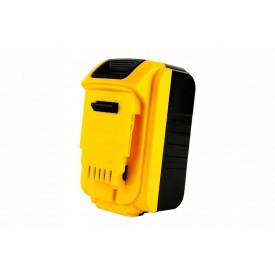 Bateria do DEWALT Akumulator DCB180 DCB181 DCB182 18V pojemość 4Ah ogniwa SANYO