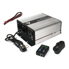 Zasilanie awaryjne (UPS + AVR) 12V UPS-1200SR Sinus 1200W/600W