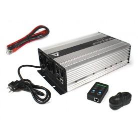 Zasilanie awaryjne (UPS + AVR) 12V UPS-4000SR Sinus 4000W/2000W