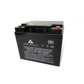 Akumulator żelowy AGM AP12-40 12V pojemność 40Ah VRLA