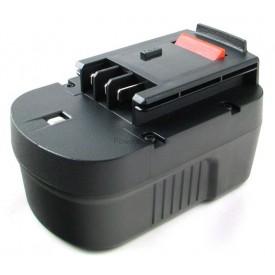 Akumulator Bateria do wkrętarki wiertarki Black & Decker FSB14 BPT1048 14.4V pojemność 3Ah