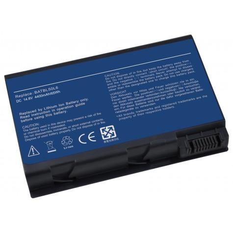 Bateria do laptopa Acer Aspire 3100, 5100, 9800 4400mAh 65Wh
