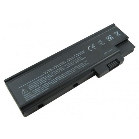 Bateria do laptopa Acer TravelMate 4000, 4600 4400mAh