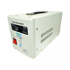 Zasilanie awaryjne UPS sinusPRO-800S z wbud. regulatorem solarnym PWM/MPPT