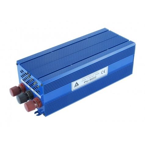 Przetwornica podwyższająca napięcie PU-800 12V na 24V 200W (Gwarancja 5 lat)