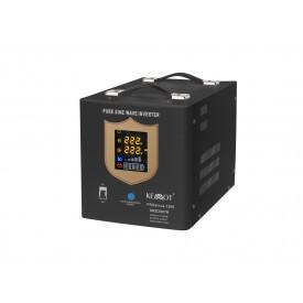 Zasilanie awaryjne pełny sinus 1200W/2000VA 12V z UPS do pieca CO (PROsinus-1200)