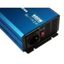 Przetwornica napięcia pełny sinus MP-P600 (600/1200W) 12V-230V