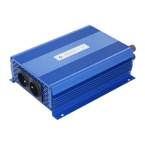 Przetwornica napięcia pełny sinus IPS-2000S 12V-230V (Gwarancja 5 lat)